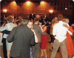 Tuxedo Junction Band; Live music for wedding receptions in Boston, MA and throughout New England.
